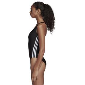 adidas Fit 3-Stripes - Bañador Mujer - negro